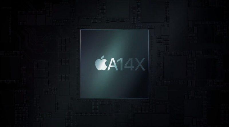 Apple Silicon A14X Bionic Mac benchmarki