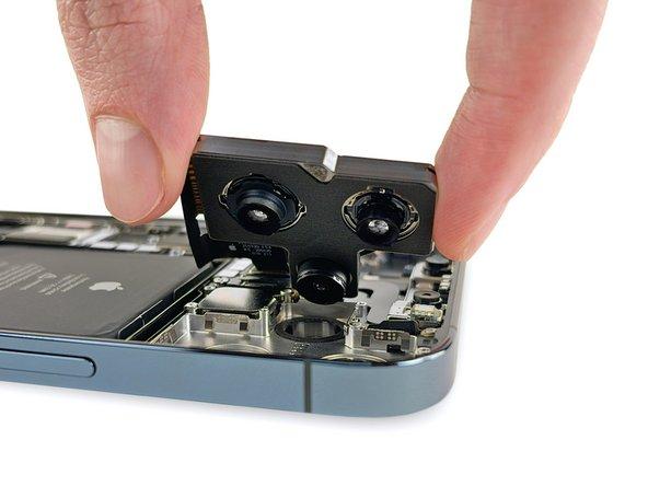 Apple iPhone 12 Pro Max rozbiórka iFixit naprawa