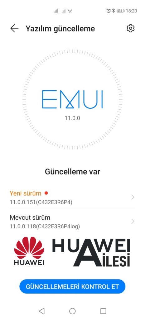 kiedy aktualizacja EMUI 11 Stable beta dla Huawei P40 Pro Mate 30 Pro