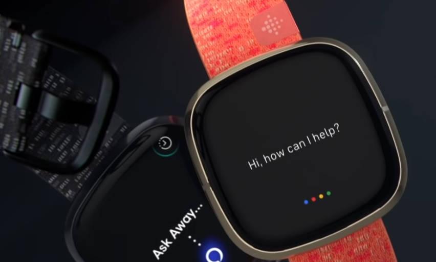 aktualizacja Fitbit OS 5.1 Asystent Google Fitbit Sense Versa 3