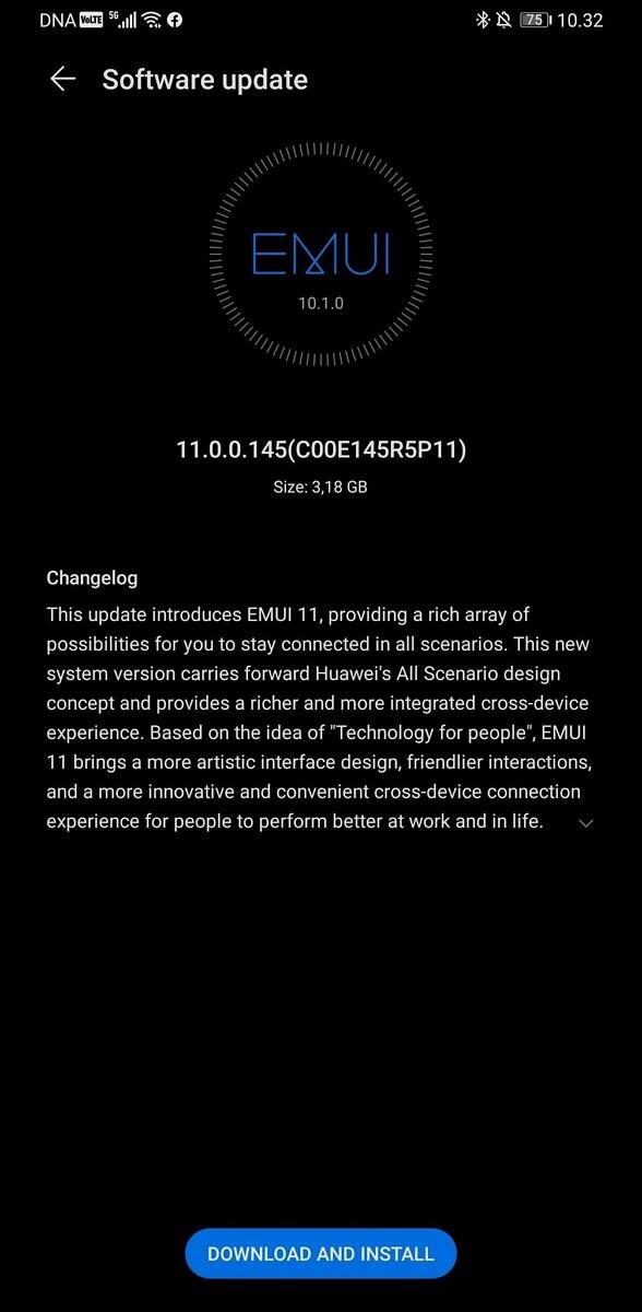 kiedy aktualizacja EMUI 11 Stable dla Huawei Mate 30 Pro co nowego nowości opinie czy warto instalować