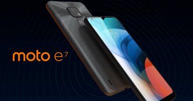 Moto E7 oficjalnie. To bardzo tani smartfon z aparatem 48 MP
