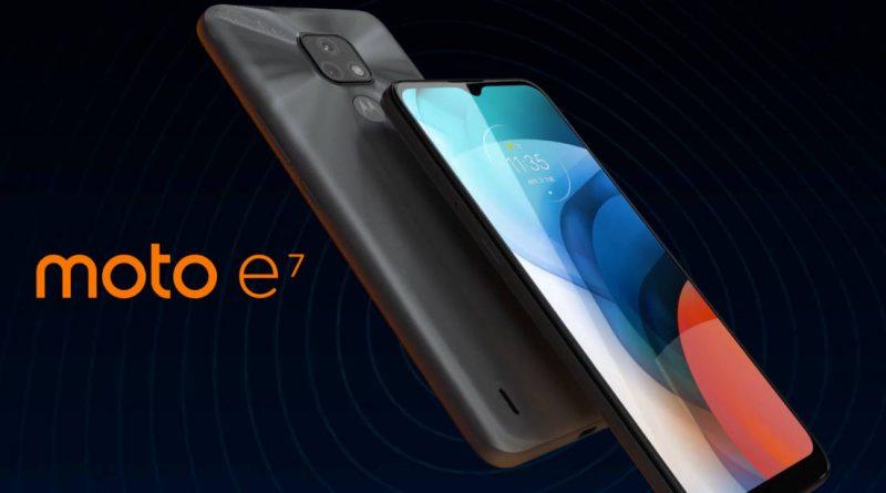 premiera Motorola Moto E7 cena specyfikacja techniczna opinie gdzie kupić najtaniej w Polsce
