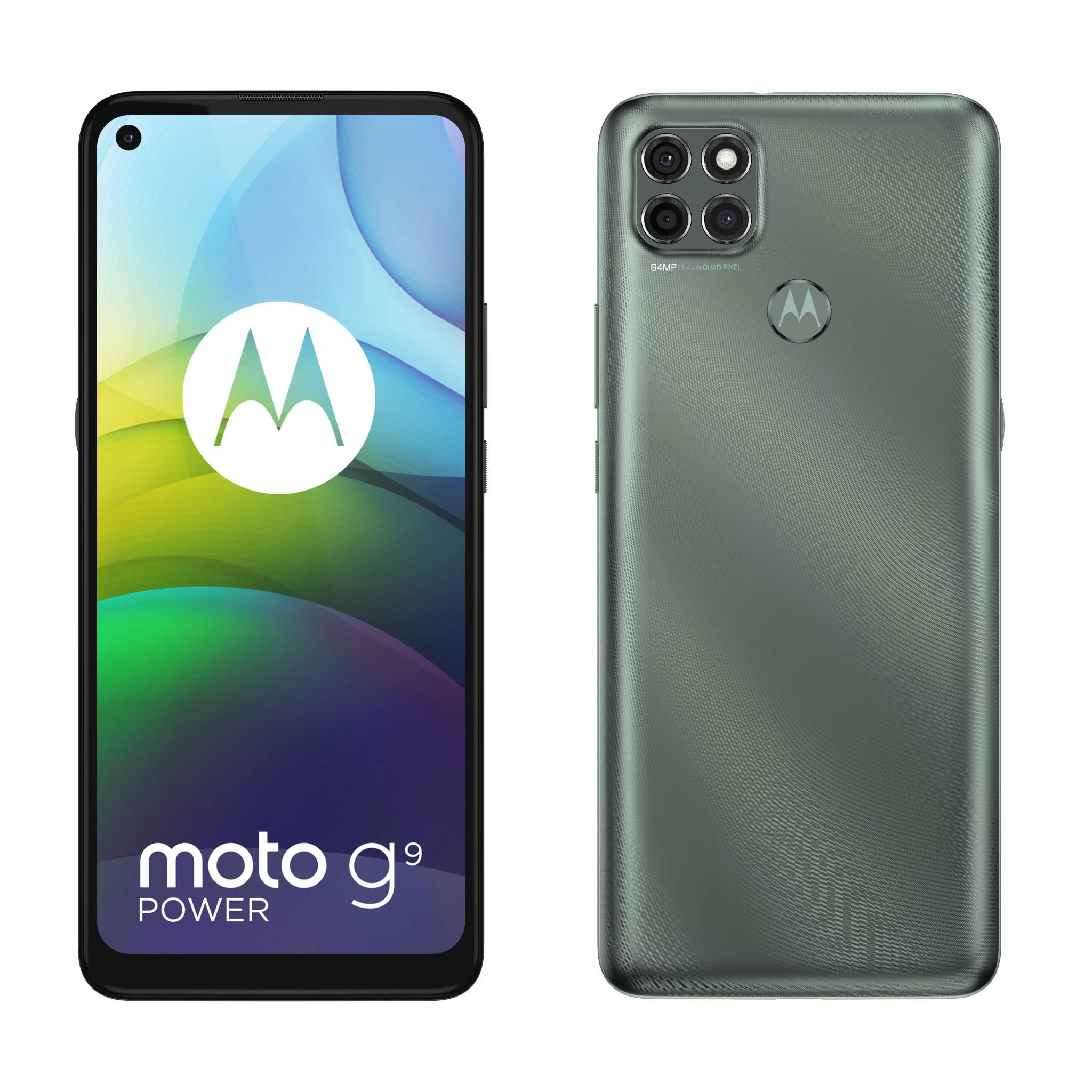 Motorola Moto G9 Power cena premiera opinie specyfikacja dane techniczne gdzie kupić najtaniej w Polsce