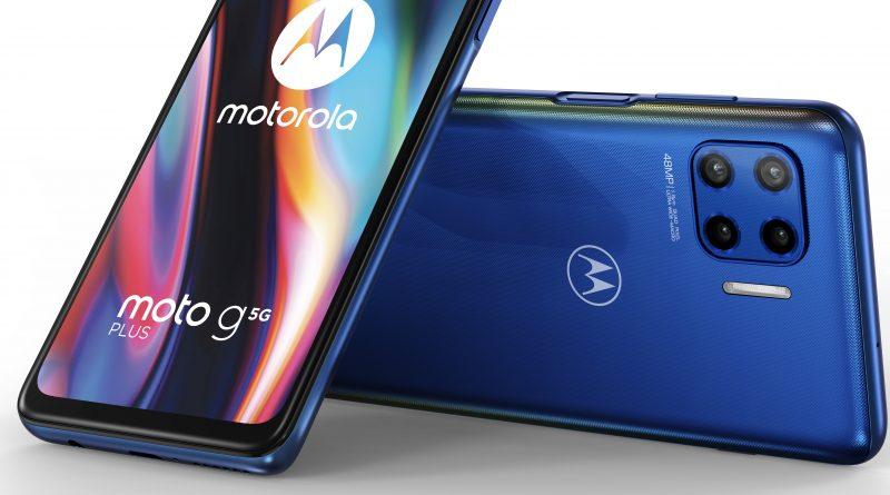kiedy premiera Motorola Moto G 5G cena specyfikacja dane techniczne