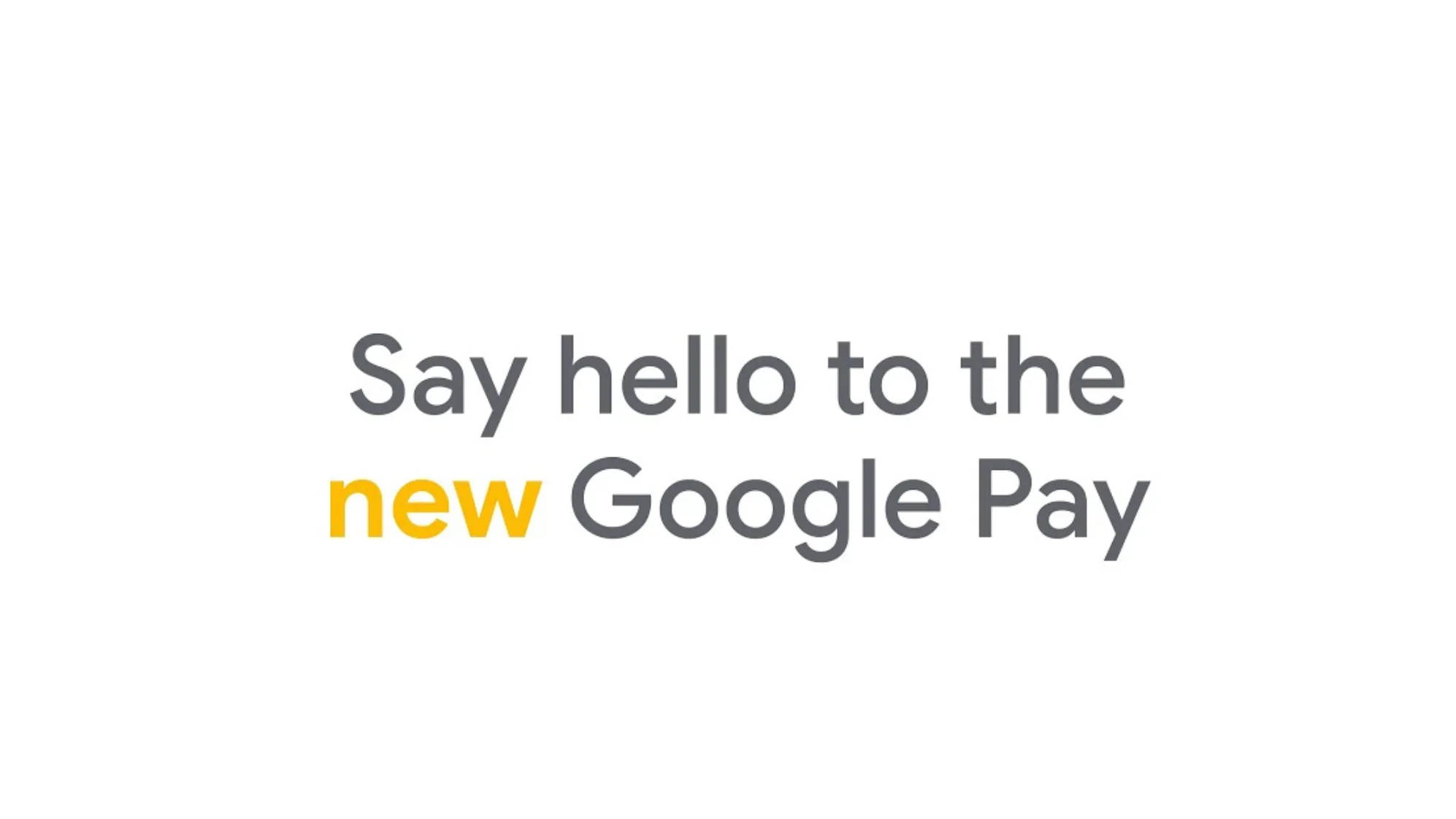 kiedy nowe Google Pay aplikacja Android iOS