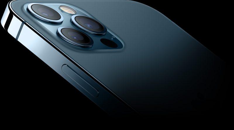 Apple iPhone 12 Pro Pacific Blue niebieski aparat ocena DxOMark Mobile kamera opinie