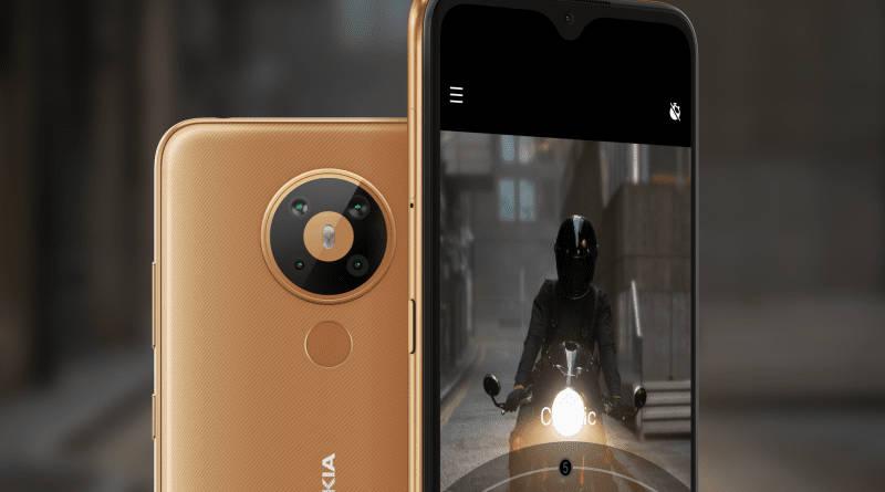 kiedy premiera HMD Global Nokia 5.4 specyfikacja techniczna dane techniczne