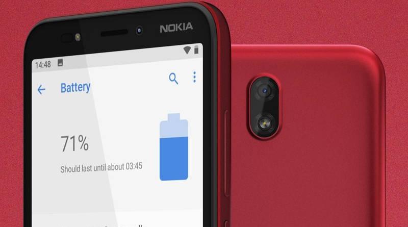 kiedy premiera Nokia C1 Plus cena specyfikacja techniczna dane techniczne
