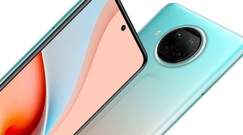 Redmi Note 9 Pro 5G aparat zdjęcia Xiaomi Mi Note 10 Xiaomi Mi 10i 5G