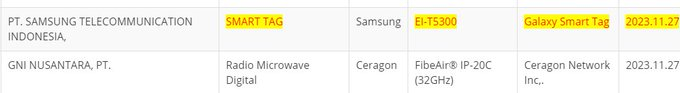 lokalizator Samsung Galaxy Smart Tag AirTag kiedy premiera