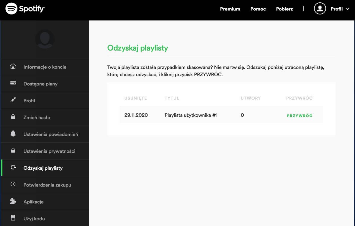 aplikacja Spotify najlepsze triki ukryte funkcje wskazówki