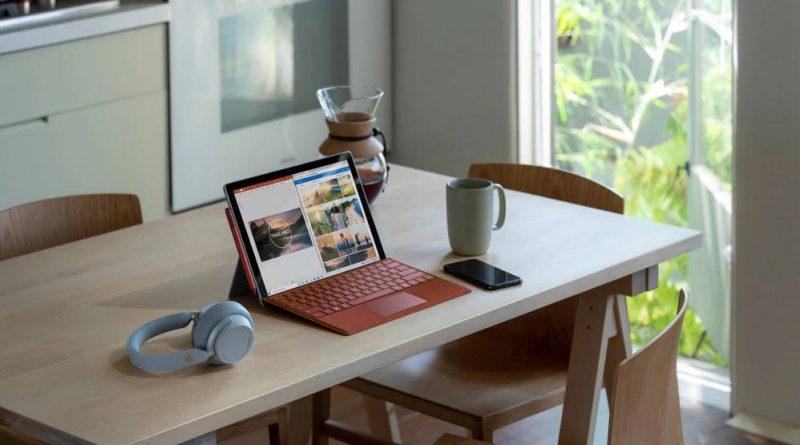 Microsoft Surface Laptop 4 kiedy premiera design plotki przecieki wycieki