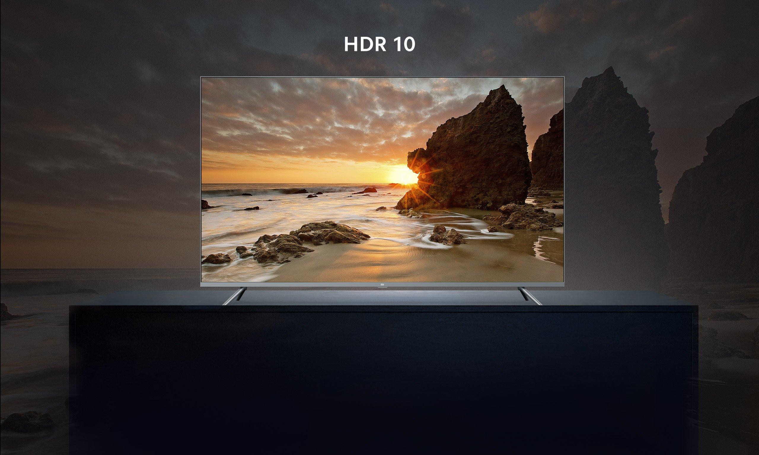 telewizor Xiaomi Mi QLED TV 4K 55 cena Android TV opinie gdzie kupić najtaniej w Polsce