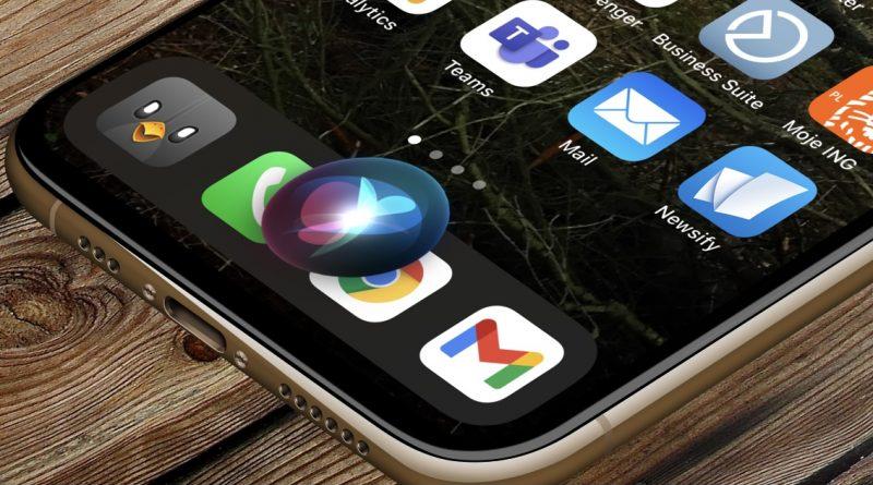 aktualizacja iOS 14.5 Beta 1 Siri zwierzęta Apple iPhone