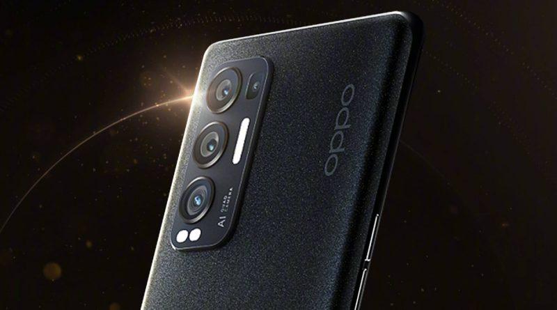 Oppo Find X3 Pro aparat sensor Sony IMX789