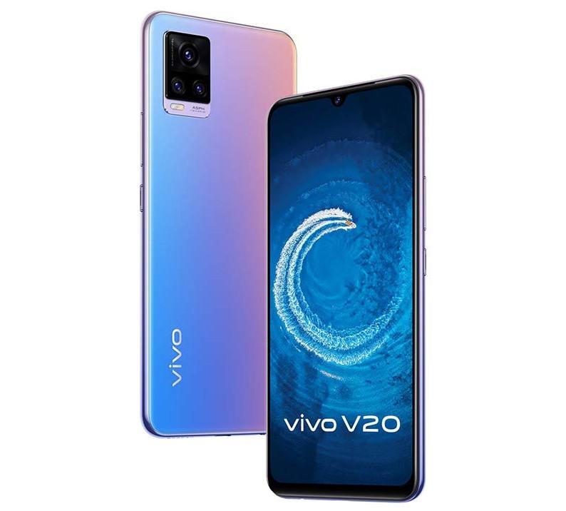 premiera Vivo V20 2021 cena opinie specyfikacja techniczna gdzie kupić najtaniej w Polsce