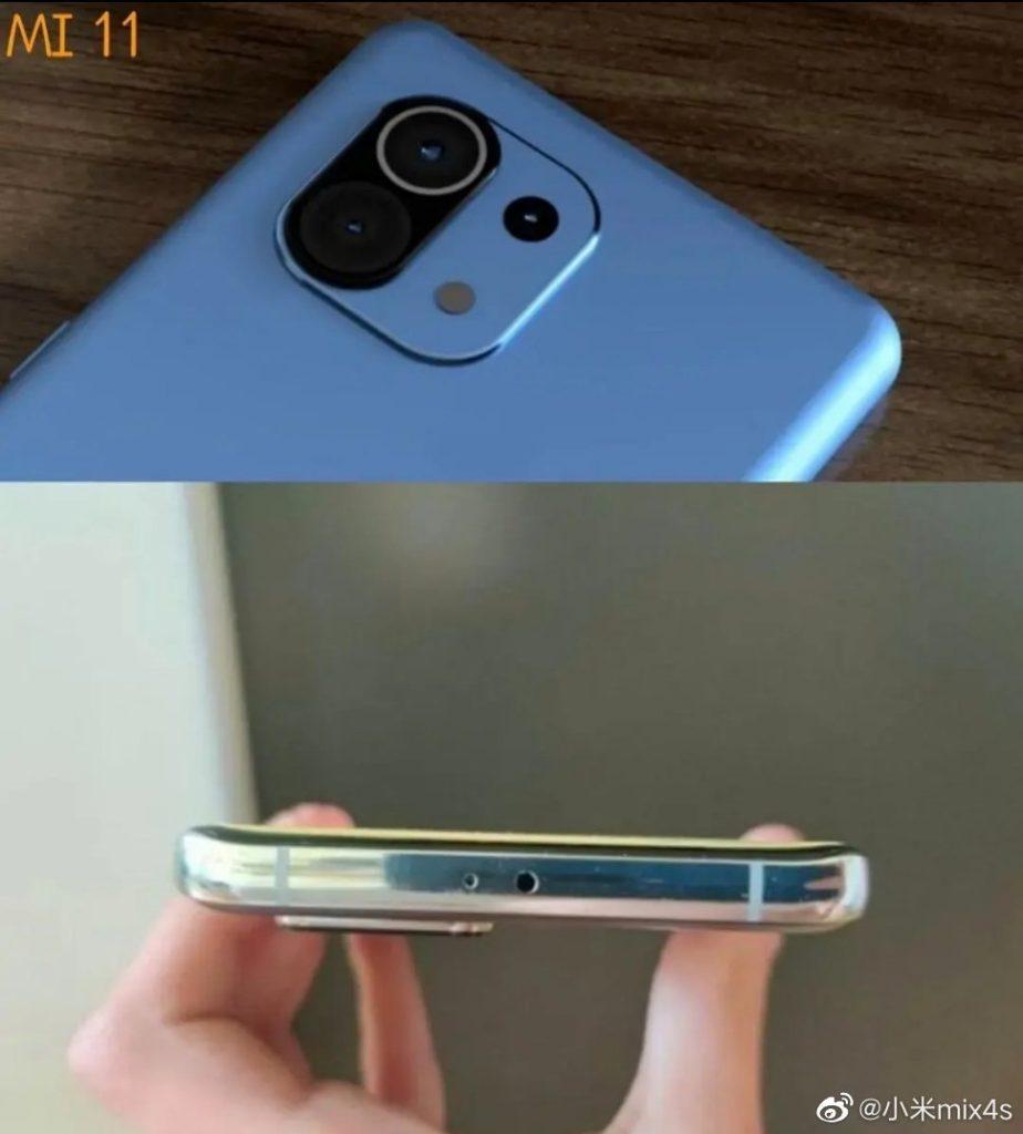 kiedy premiera Xiaomi Mi 11 Pro specyfikacja techniczna dane techniczne plotki przecieki wycieki