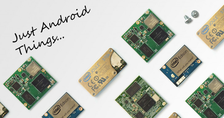 platforma Google Android Things koniec wsparcia