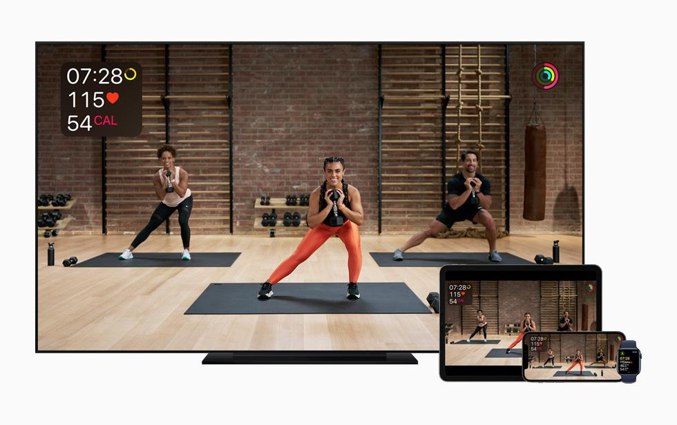kiedy iOS 14.3 aktualuzacja dla iPhone usługa Apple Fitness Plus