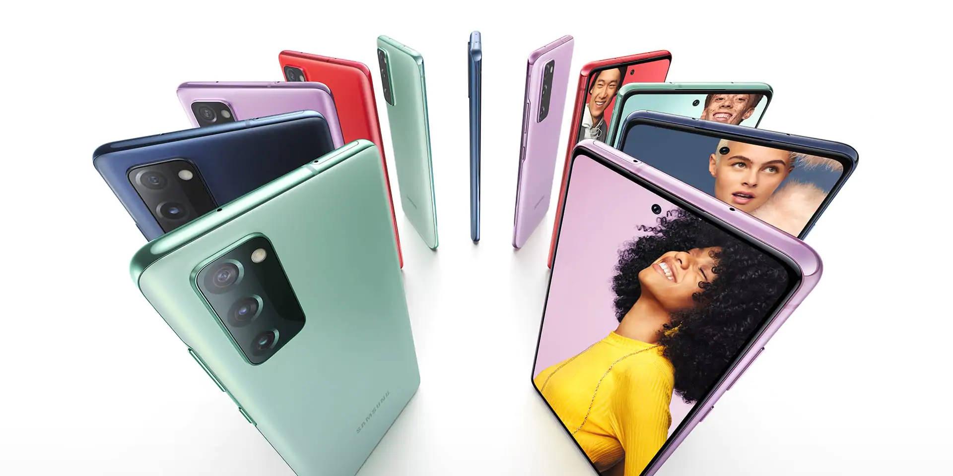 kiedy premiera Samsung Galaxy S21 FE Fan Edition kolory specyfikacja techniczna plotki przecieki wycieki