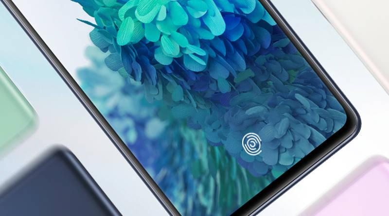 Samsung Galaxy S21 nowy czytnik linii papilarnych