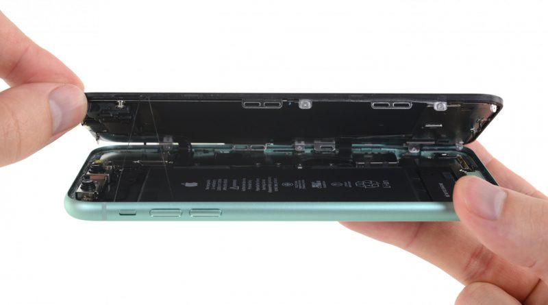Apple iPhone 11 program naprawy program wymiany ekrany akcja serwisowa