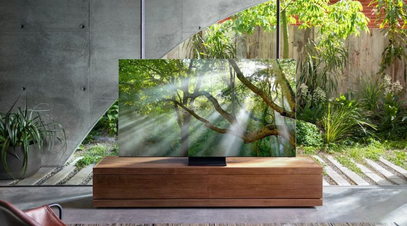 telewizory Samsung QLED 2021 HDR10+ Adaptive