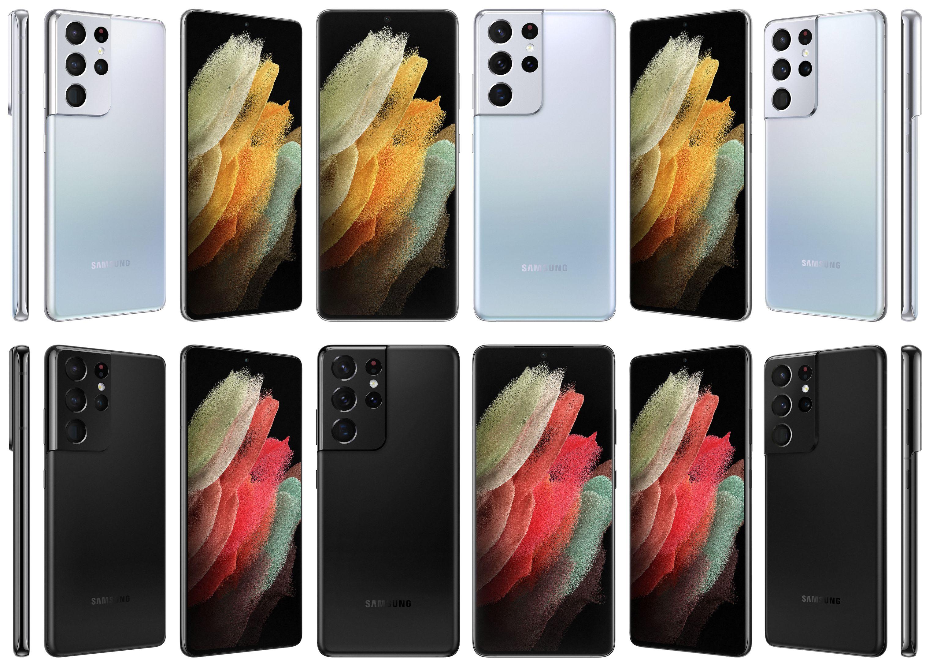 kiedy premiera przedsprzedaż Samsung Galaxy S21 Ultra cena specyfikacja techniczna dane techniczne plotki przecieki