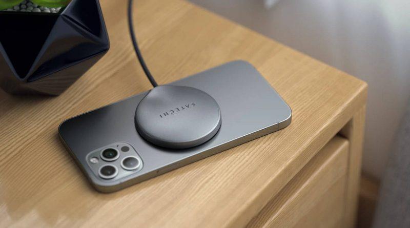 jaka ładowarka MagSafe dla iPhone 11 opinie Satechi Magnetic Wireless Charging Cable cena gdzie kupić najtaniej w Polsce
