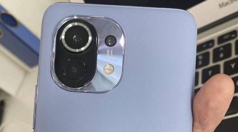 Xiaomi Mi 11 zdjęcia kiedy premiera design plotki przecieki wycieki