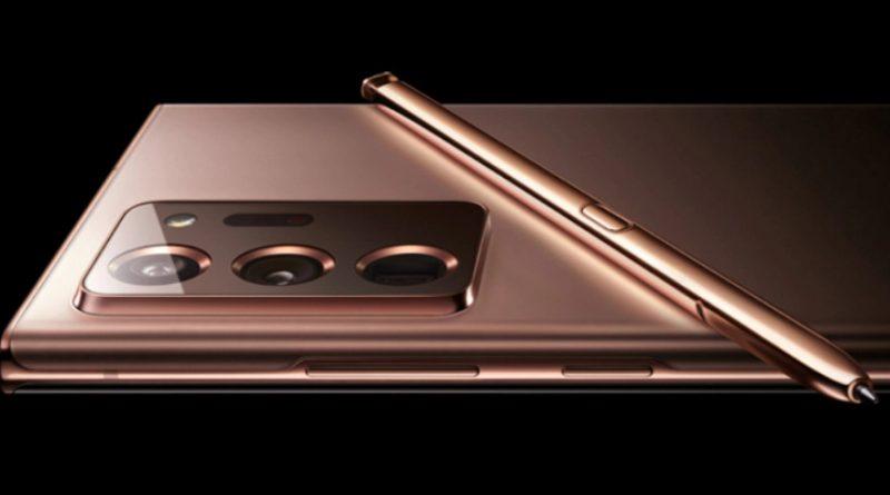 kiedy Samsung Galaxy Note 21 plotki przecieki jaki aparat
