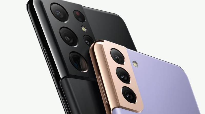 Samsung Galaxy S21 Ultra rendery Samsung Galaxy S21 Plus kolory obudowy