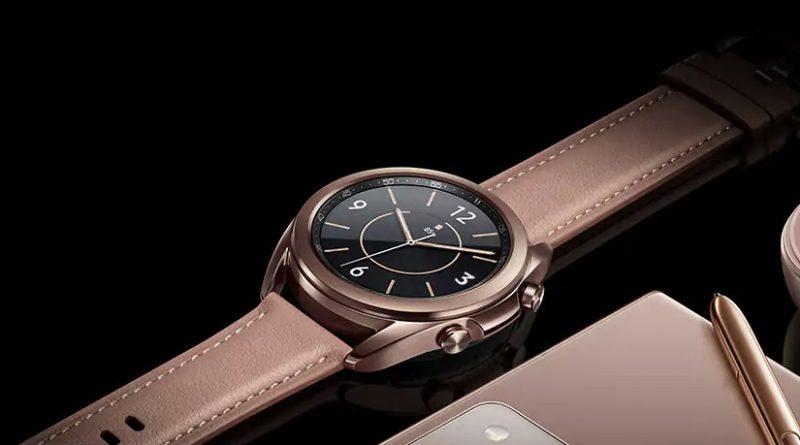 kiedy Samsung Galaxy Watch 4 plotki przecieki design specyfikacja glukoza rozmiary Wear OS Tizen bateria