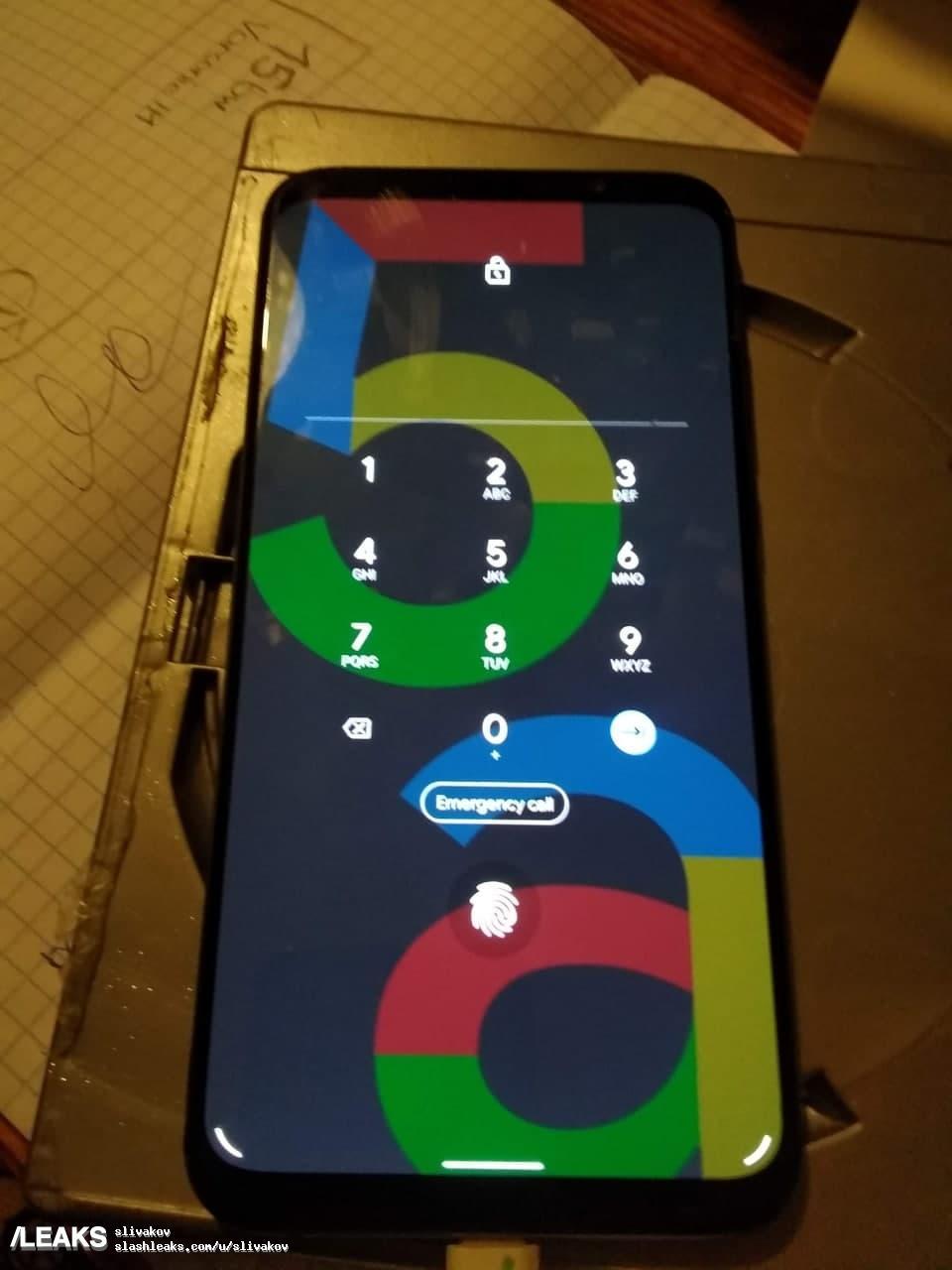 kiedy Google Pixel 5a wygląd zdjęcia plotki przecieki