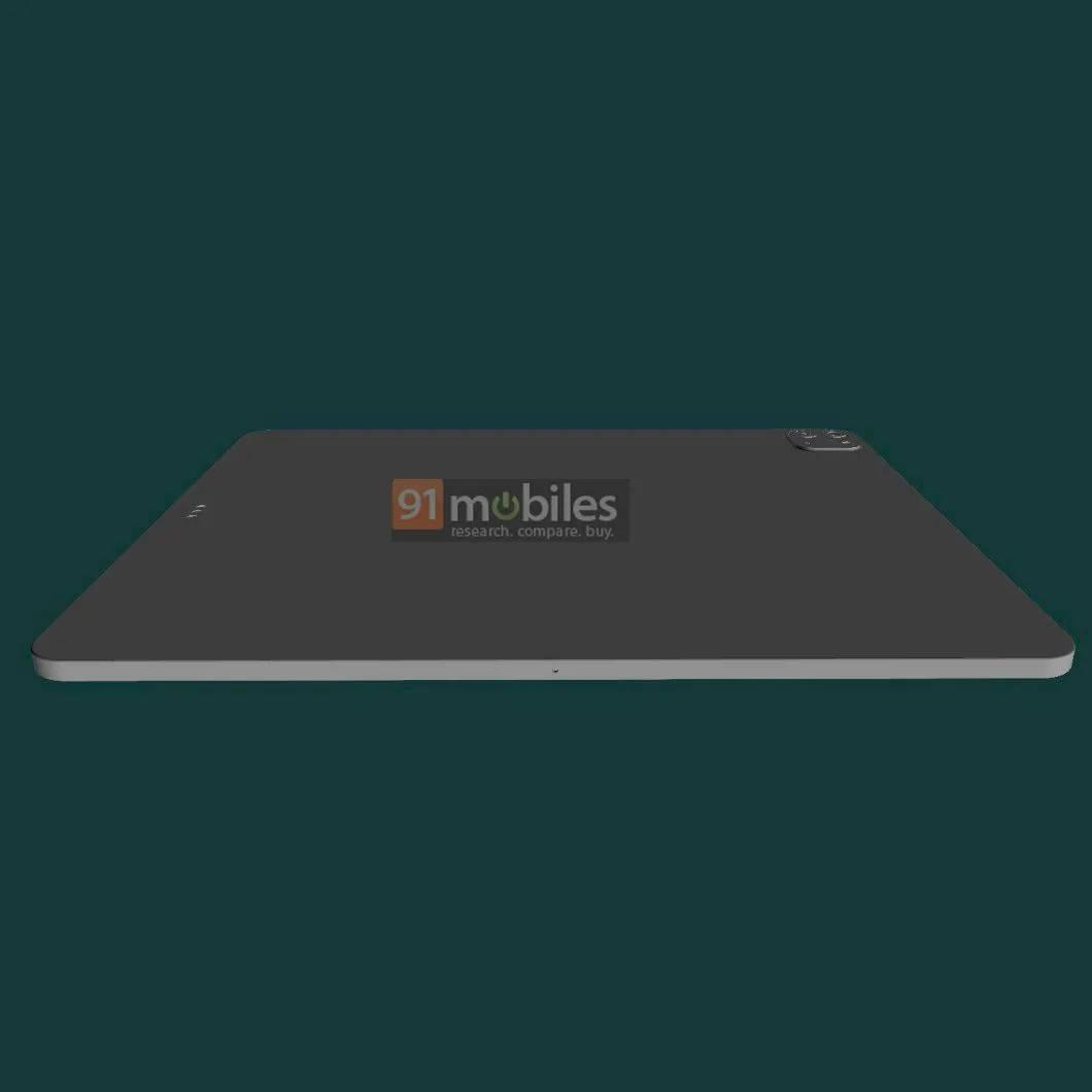 kiedy premiera iPad Pro 2021 tablet Apple schematy design plotki przecieki
