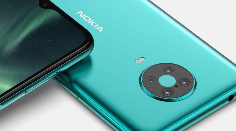 kiedy premiera Nokia 6.4 5G rendery specyfikacja techniczna plotki przecieki Nokia 7.4 5G