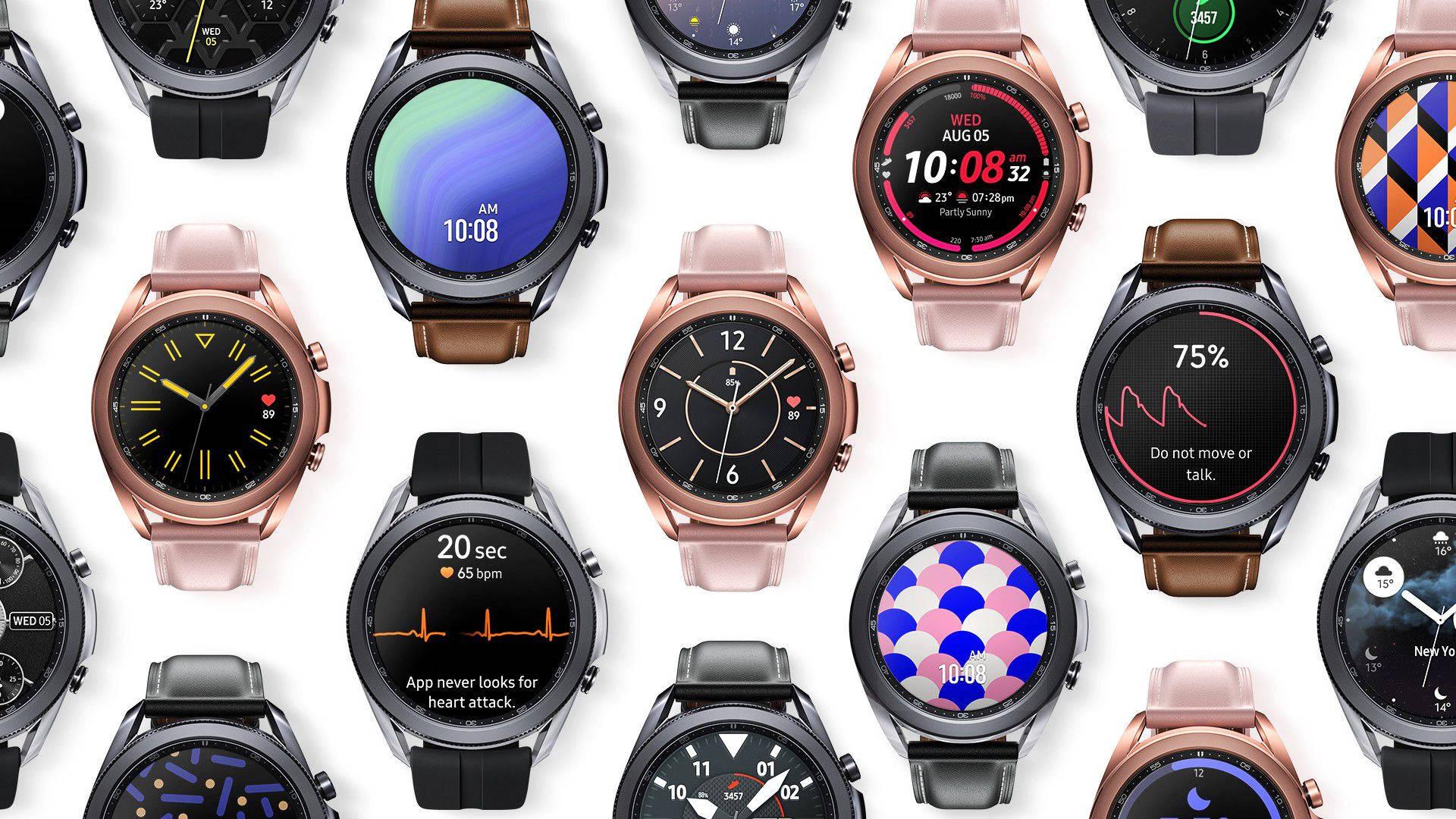 kiedy Samsung Galaxy Watch 4 plotki przecieki design specyfikacja glukoza
