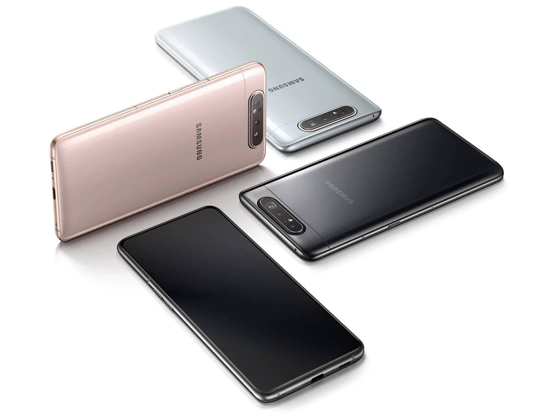 kiedy premiera Samsung Galaxy A82 5G cena plotki specyfikacja techniczna obracany aparat