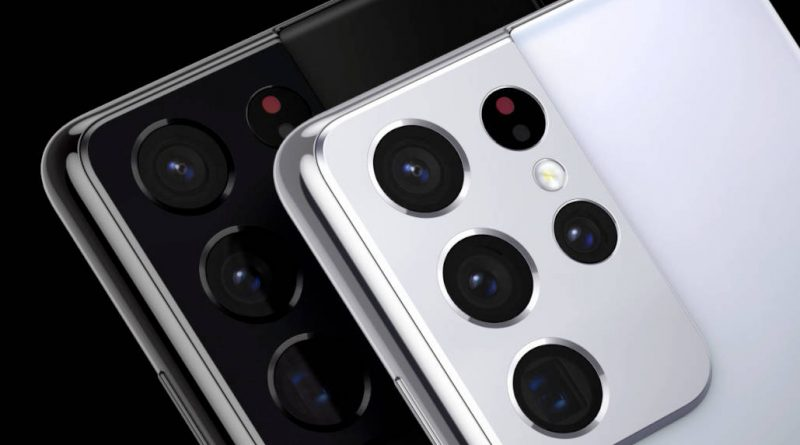Samsung Galaxy S21 Ultra jakie Wi-Fi 6E Broadcom