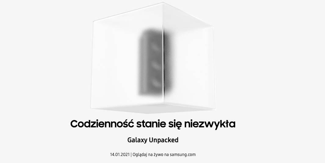 kiedy konferencja Unpacked 2021 premiera Samsung Galaxy S21 gdzie oglądać live stream na żywo link do YouTube
