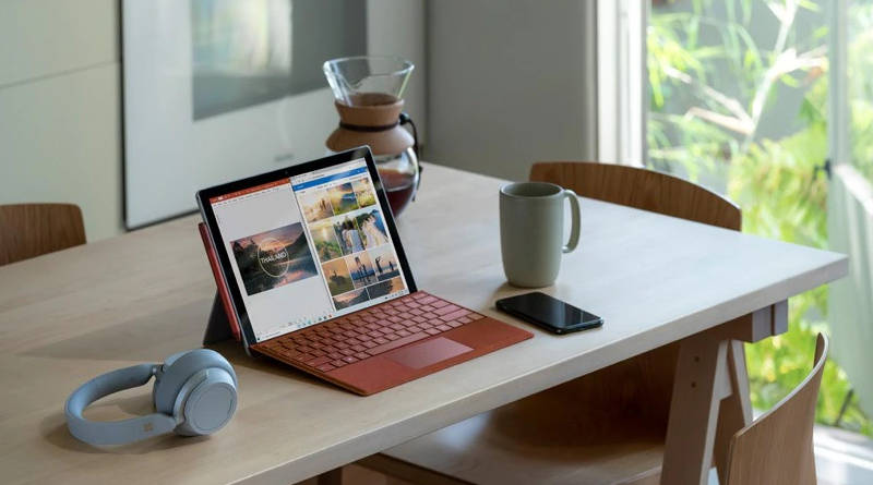 kiedy premiera Microsoft Surface Pro 8 LTE Wi-Fi 6 laptop