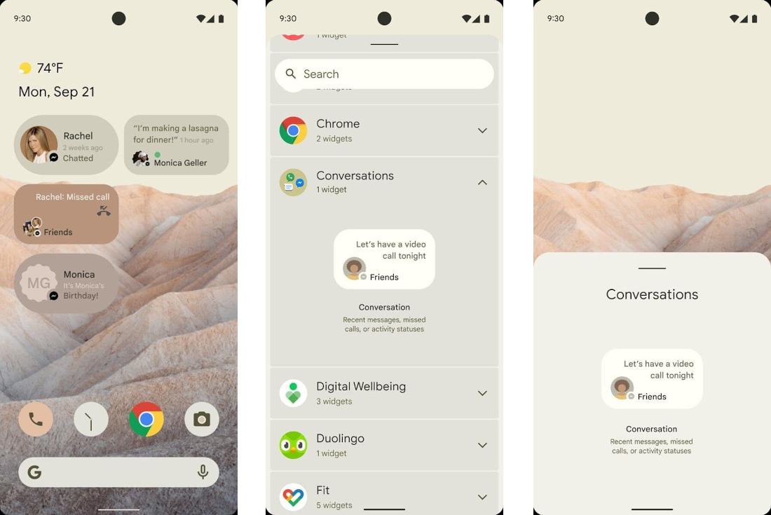 kiedy Android 12 nowy wygląd desugn nowości zmiany co nowego Google