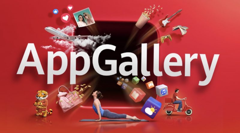 Huawei AppGallery wiosenna promocja Walentynki