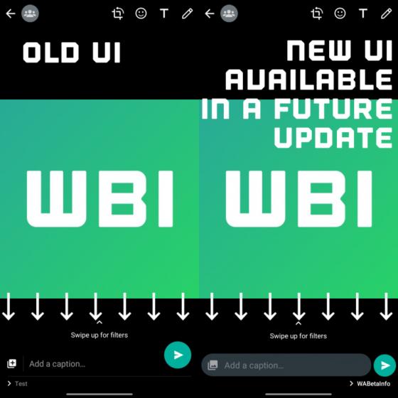 zmiany współdzielenie multimediów udostępnianie WhatsApp