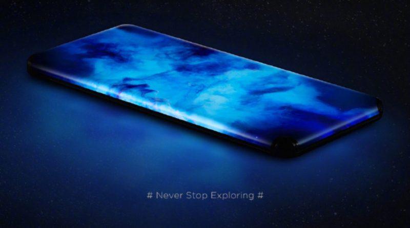 kiedy Xiaomi Mi Mix 4 koncept ekran wodospadowy tab;et Lei Jun