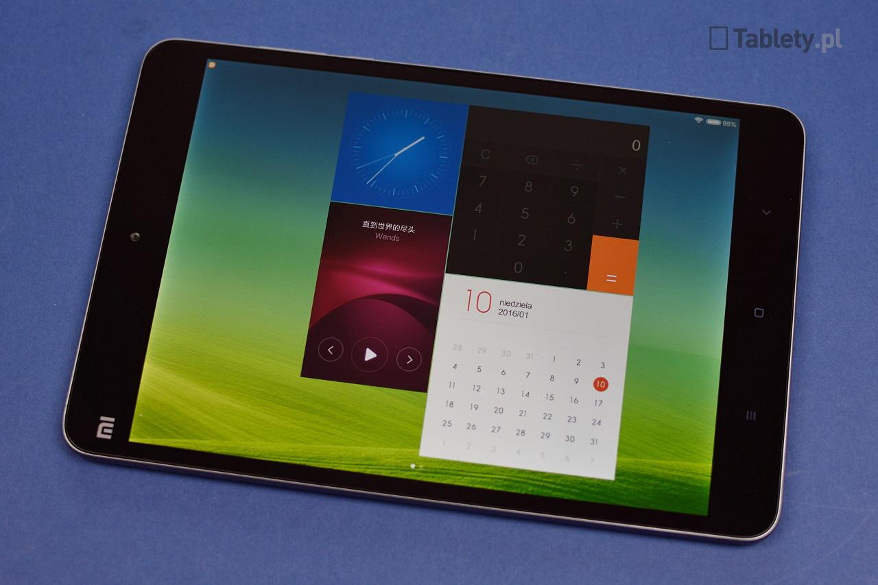 MIUI for Pad nakładka tablety Xiaomi Mi Pad 5 iPadOS