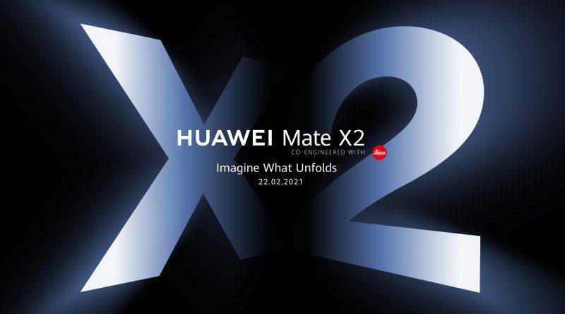 kiedy premiera Huawei Mate X2 cena specyfikacja techniczna co nowego