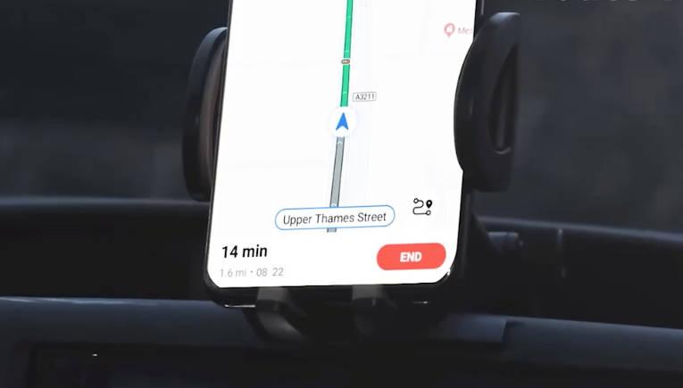 aplikacja Huawei Petal Maps transport publiczny planowanie tras