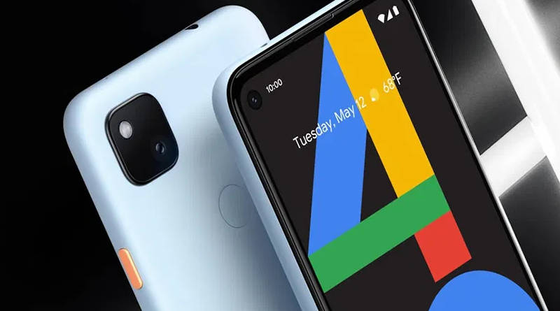 Google Pixel 4a 5G Pixel 5 dual SIM Dual Standby Android 12